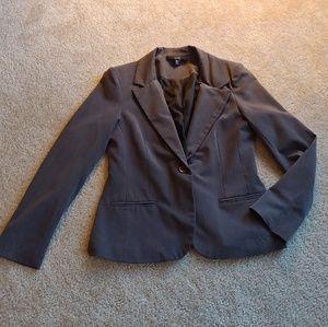 Xxi Forever 21 gray blazer/jacket